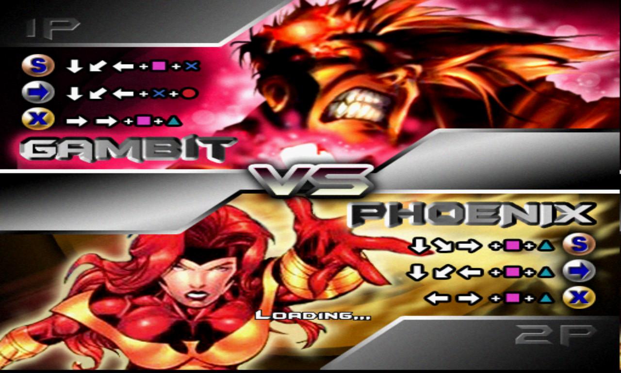 X-men: mutant academy 2 ps mygamecrushercom